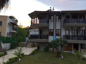 miray villas, Nyaralók  Boğazağzı - big - 14