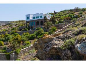 Villa Agios Romanos,Tinos, Ville  Tinos Town - big - 4