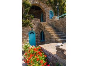 Villa Agios Romanos,Tinos, Ville  Tinos Town - big - 13