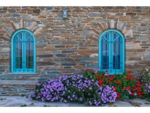 Villa Agios Romanos,Tinos, Ville  Tinos Town - big - 14