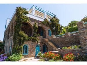Villa Agios Romanos,Tinos, Ville  Tinos Town - big - 1
