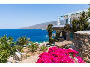 Villa Agios Romanos,Tinos, Ville  Tinos Town - big - 17