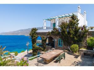 Villa Agios Romanos,Tinos, Ville  Tinos Town - big - 18