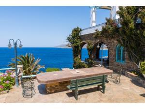 Villa Agios Romanos,Tinos, Ville  Tinos Town - big - 19