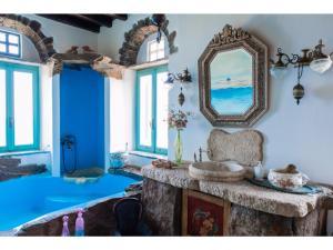 Villa Agios Romanos,Tinos, Ville  Tinos Town - big - 24