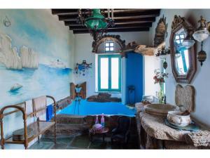 Villa Agios Romanos,Tinos, Ville  Tinos Town - big - 25