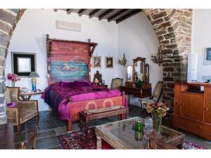 Villa Agios Romanos,Tinos, Ville  Tinos Town - big - 27