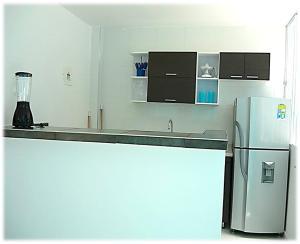 Apartamento con Piscina Gaira 004, Apartmanok  Santa Marta - big - 7