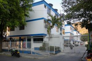 Apartamento con Piscina Gaira 004, Apartmanok  Santa Marta - big - 5
