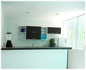 Apartamento con Piscina Gaira 004, Apartments  Santa Marta - big - 4