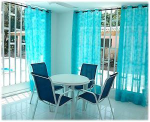 Apartamento con Piscina Gaira 004, Apartmanok  Santa Marta - big - 3