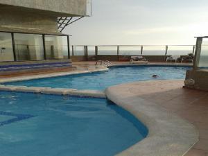 Apartamento en el Rodadero 005, Apartmány  Santa Marta - big - 1