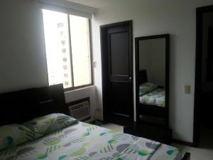 Apartamento en el Rodadero 005, Apartmány  Santa Marta - big - 8