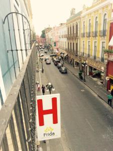 Hotel Frida, Hotels  Puebla - big - 31