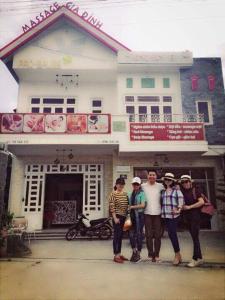 Huong Sen 181 Hostel