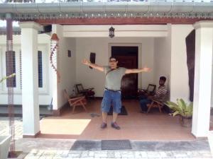 Cokuss Garden House, Виллы  Weliweriya - big - 17