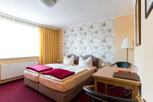 Hotel Adler, Отели  Висмар - big - 17