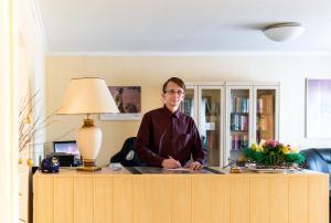 Hotel Adler, Отели  Висмар - big - 20