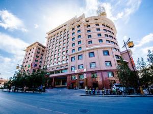 Dunhuang Silk Road Yiyuan Hotel