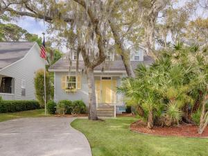 St. Simons Pearl, Holiday homes  Ebo Landing - big - 21