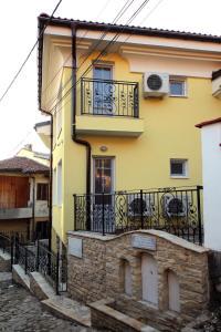 Kashtata S Cheshmata, Apartmány  Veliko Tŭrnovo - big - 56