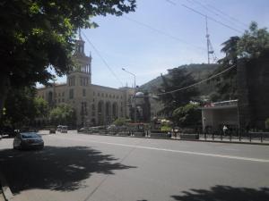 Guest house Kereselidze 11, Vendégházak  Tbiliszi - big - 20