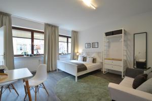 Munich Aparthotel, Апарт-отели  Мюнхен - big - 6