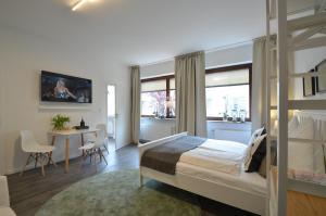Munich Aparthotel, Апарт-отели  Мюнхен - big - 3