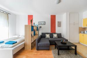 Klauzal 11 City Center Apartment, Apartmanok  Budapest - big - 10