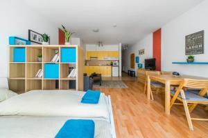 Klauzal 11 City Center Apartment, Apartmanok  Budapest - big - 4