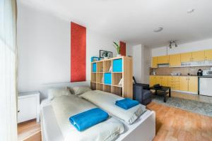 Klauzal 11 City Center Apartment, Apartments  Budapest - big - 3