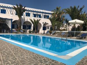 Villa Ilios, Affittacamere  Fira - big - 22