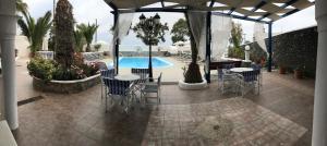 Villa Ilios, Affittacamere  Fira - big - 21