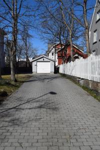 Villa Storgata 13, Villas  Svolvær - big - 18