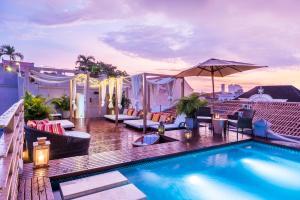 Картахена - Ananda Hotel Boutique - Hoteles Cosmos