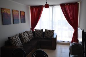 Departamento Casona El Quisco, Appartamenti  El Quisco - big - 15