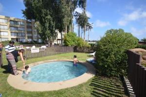 Departamento Casona El Quisco, Appartamenti  El Quisco - big - 10