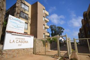 Departamento Casona El Quisco, Appartamenti  El Quisco - big - 5