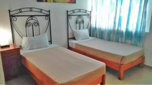 Rinconada del Mar Apartamentos, Apartmánové hotely  Playa del Carmen - big - 28