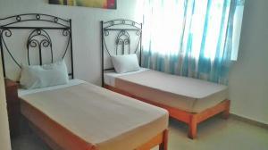Rinconada del Mar Apartamentos, Apartmánové hotely  Playa del Carmen - big - 14