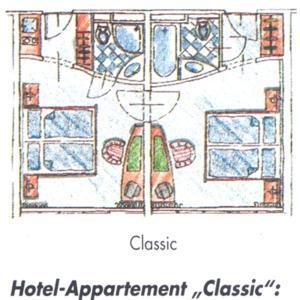 Promenaden-Strandhotel Marolt, Hotely  Sankt Kanzian - big - 2