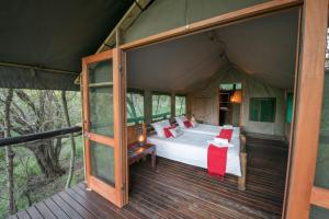 Ndzhaka Tented Camp, Zelt-Lodges  Manyeleti Game Reserve - big - 2