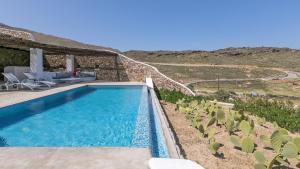 Mykonos Panormos Villas & Suites, Ville  Panormos Mykonos - big - 138