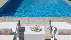 Mykonos Panormos Villas & Suites, Ville  Panormos Mykonos - big - 140