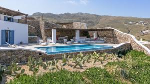 Mykonos Panormos Villas & Suites, Ville  Panormos Mykonos - big - 48