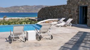 Mykonos Panormos Villas & Suites, Ville  Panormos Mykonos - big - 146