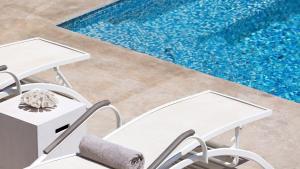 Mykonos Panormos Villas & Suites, Ville  Panormos Mykonos - big - 144