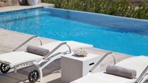 Mykonos Panormos Villas & Suites, Ville  Panormos Mykonos - big - 143