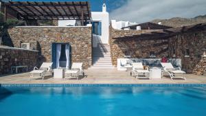 Mykonos Panormos Villas & Suites, Ville  Panormos Mykonos - big - 142