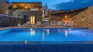 Mykonos Panormos Villas & Suites, Ville  Panormos Mykonos - big - 28